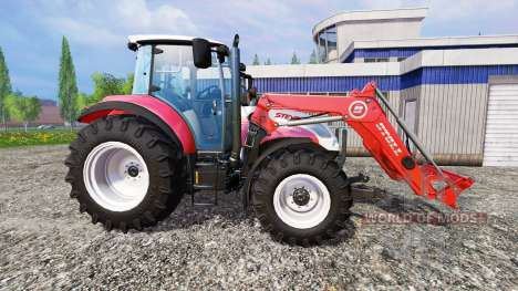 Stoll FZ-30 pour Farming Simulator 2015
