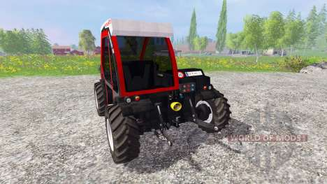 Reform Metrac H7 X 3B für Farming Simulator 2015