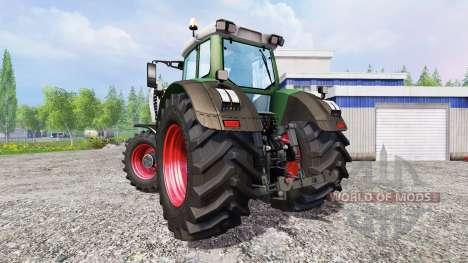 Fendt 927 Vario v0.5 pour Farming Simulator 2015