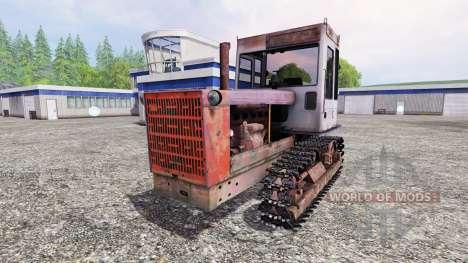 T-4A.01 v2.1 pour Farming Simulator 2015