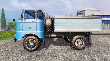 IFA W50L pour Farming Simulator 2015
