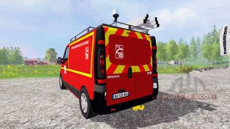 Renault Trafic VTU für Farming Simulator 2015