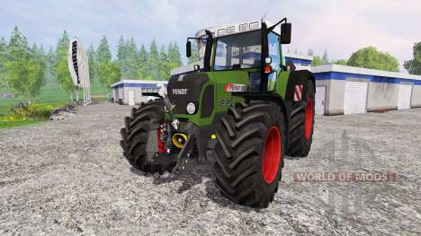 Fendt 820 Vario TMS [final] pour Farming Simulator 2015