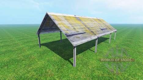 La canopée pour Farming Simulator 2015