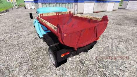 ZIL-130Д1 für Farming Simulator 2015