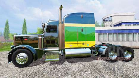 Peterbilt 388 [pack] v2.0 für Farming Simulator 2015