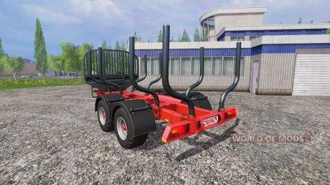 Stepa FH 13 AK für Farming Simulator 2015
