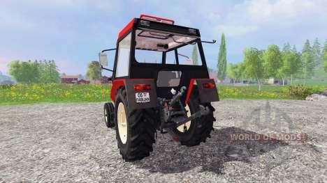 Zetor 6320 für Farming Simulator 2015