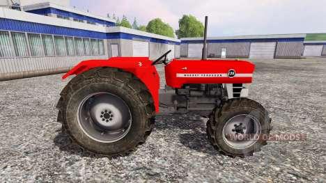 Massey Ferguson 135 [pack] für Farming Simulator 2015