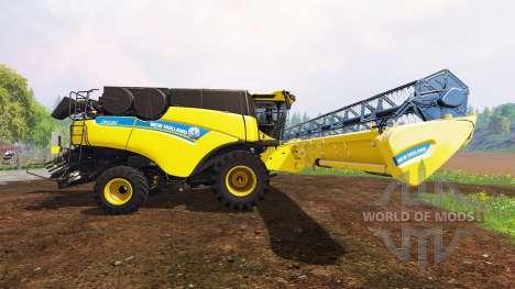 New Holland CR10.90 [self-drive] pour Farming Simulator 2015