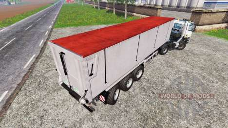 Kroger SRB 35 pour Farming Simulator 2015