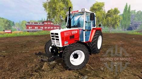 Steyr 8070A SK2 pour Farming Simulator 2015