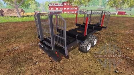 Brantner E8041 für Farming Simulator 2015