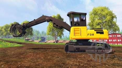 FDR v2.0 für Farming Simulator 2015