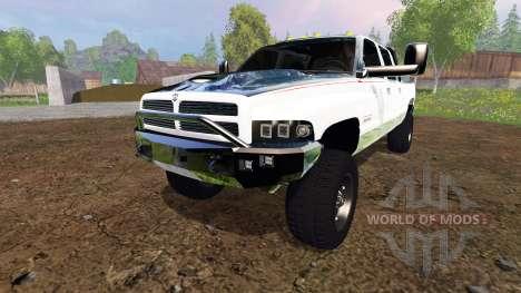 Dodge Ram 2500 [holy grail] für Farming Simulator 2015