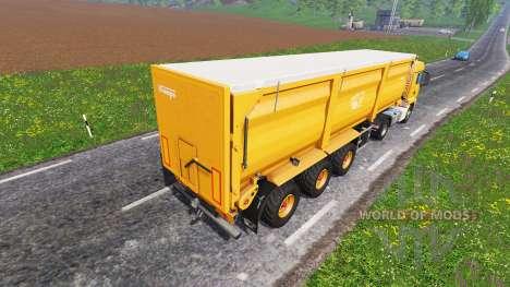 Krampe Bandit SB 30 60 v2.0 für Farming Simulator 2015
