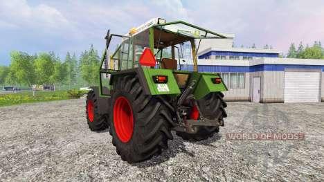 Fendt Favorit 615 LSA Turbomatic v2.0 pour Farming Simulator 2015