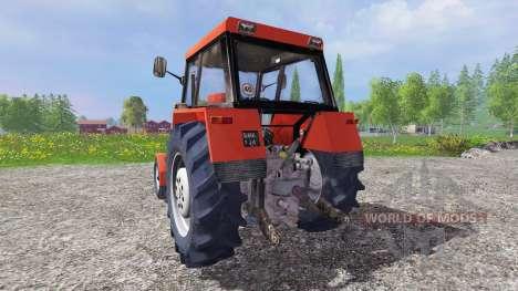 Ursus 1222 v1.0 für Farming Simulator 2015