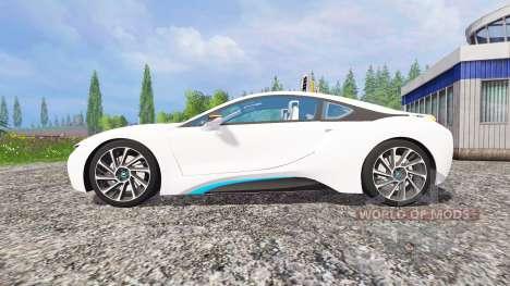 BMW i8 v1.5 für Farming Simulator 2015