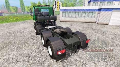 Tatra Phoenix T 158 6x6 für Farming Simulator 2015