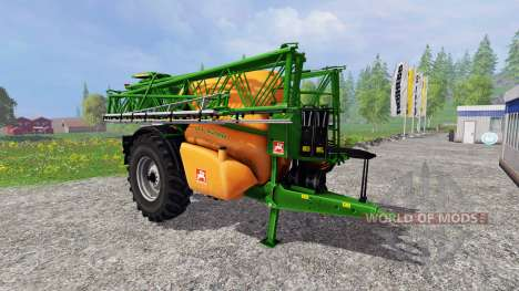 Amazone UX5200 v0.99 pour Farming Simulator 2015