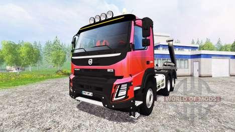 Volvo FMX [container truck] v1.2 für Farming Simulator 2015