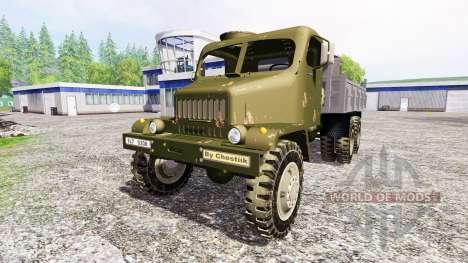 Praga V3S [Army] für Farming Simulator 2015