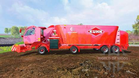 Kuhn SPV 14 XXL [red] pour Farming Simulator 2015