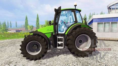 Deutz-Fahr Agrotron 120 Mk3 [washable] für Farming Simulator 2015