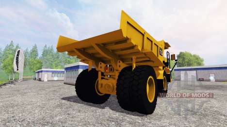 Caterpillar 773G pour Farming Simulator 2015
