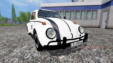 Volkswagen Beetle Turbo Rally v0.5 pour Farming Simulator 2015