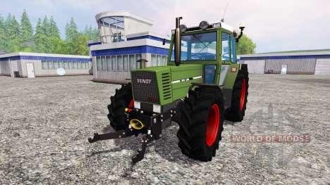 Fendt Farmer 310 LSA v3.0 für Farming Simulator 2015