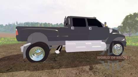 Ford F-650 v2.0 für Farming Simulator 2015