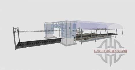 Bahnhof für Farming Simulator 2015