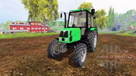 La biélorussie 820.3 pour Farming Simulator 2015