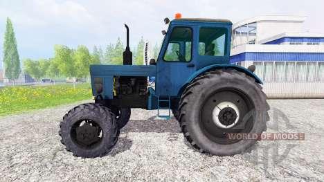 MTZ-52 v2.0 pour Farming Simulator 2015
