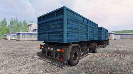 KamAZ-53212 [Nefas 8560] für Farming Simulator 2015