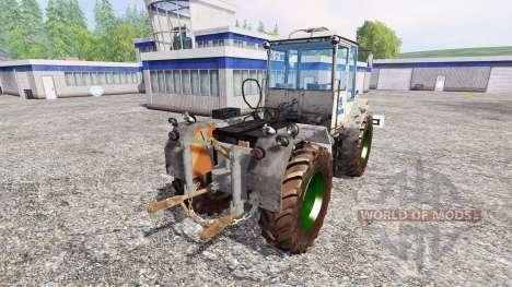 Skoda ST 180 [green] für Farming Simulator 2015