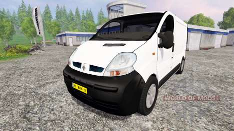 Renault Trafic pour Farming Simulator 2015