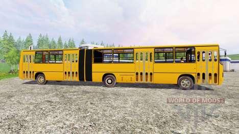 Ikarus 280 v2.0 für Farming Simulator 2015