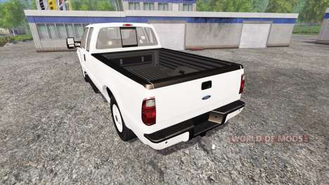 Ford F-350 für Farming Simulator 2015