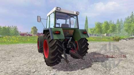 Fendt Farmer 312 LSA v3.1 für Farming Simulator 2015