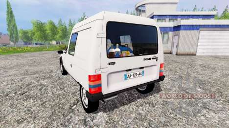 Citroen C15 für Farming Simulator 2015