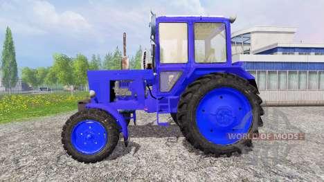 MTZ-80 pour Farming Simulator 2015