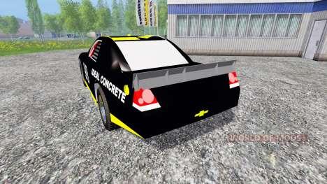 Chevrolet Monte Carlo NASCAR 1998 pour Farming Simulator 2015