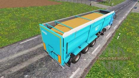 Krampe Bandit SB 30 60 für Farming Simulator 2015