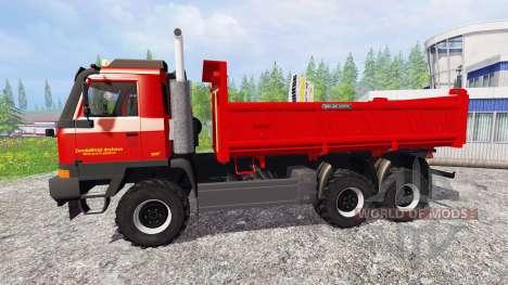 Tatra T815 TerrNo1 6x6 pour Farming Simulator 2015