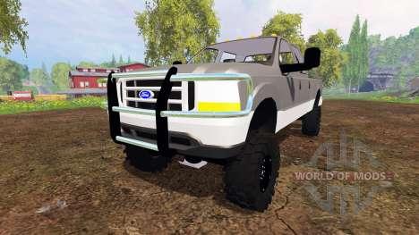 Ford F-250 v1.2 für Farming Simulator 2015