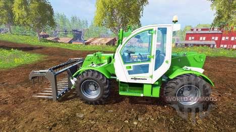 Sennebogen 305 für Farming Simulator 2015