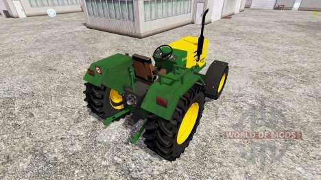 Buhrer 475 für Farming Simulator 2015